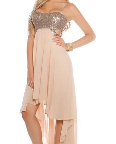 Šaty - Šaty na ramienkach v zľave až 82%  f406af49054