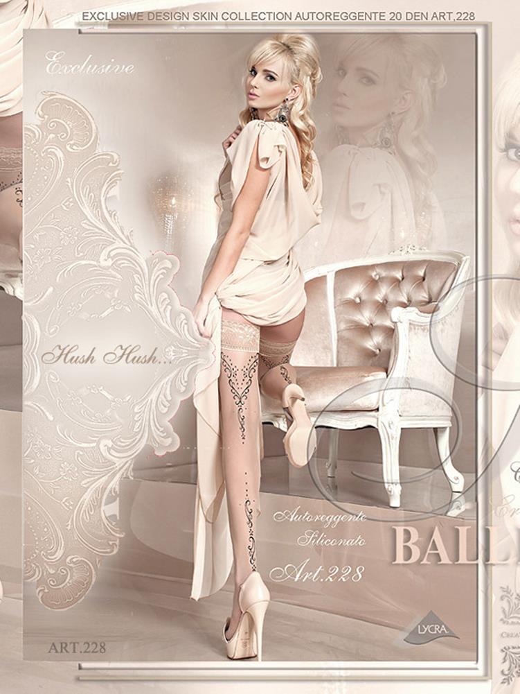 Ballerina Dámske samodržiac...