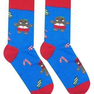 Ponožky Vianočný perník