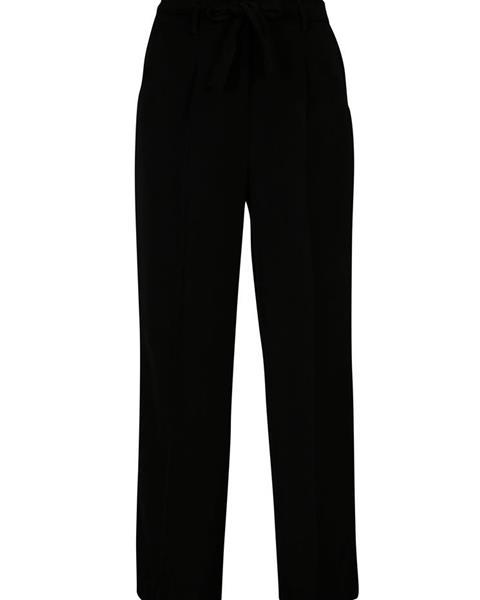 Čierne nohavice s vysokým pásom  Blamy