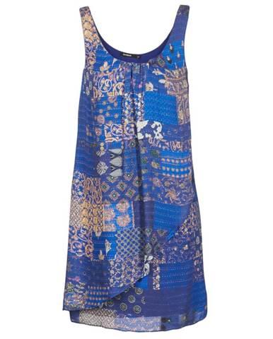 Krátke šaty Desigual  OFFOELA