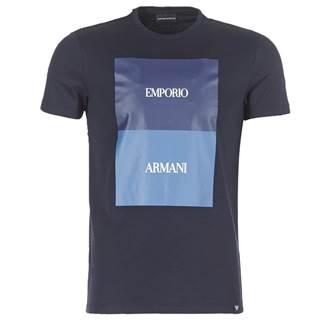 Tričká s krátkym rukávom Emporio Armani  BREWU