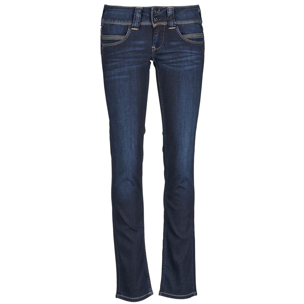 Rovné džínsy Pepe jeans  VENUS