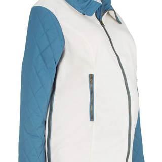 Materská mikroflísová bunda s vatovanými rukávmi