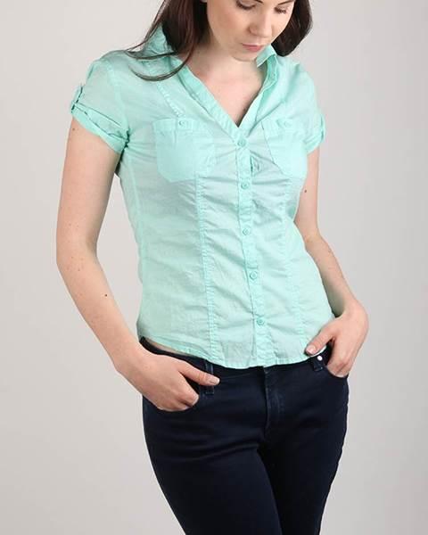 Košeľa Terranova Camicia Zelená