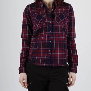 Košeľa Superdry NEW LUMBERJACK TWILL SHIRT Červená