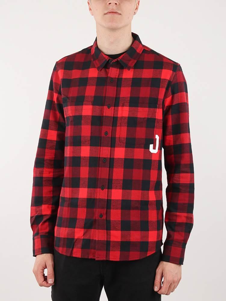 Košile Oakley Červená
