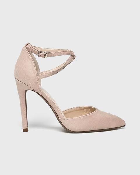 c108eb25315 Answear - Lodičky Ideal Shoes značky ANSWEAR