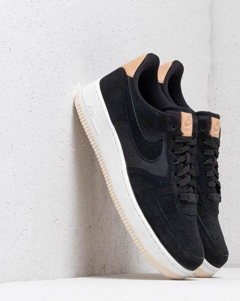 Nike Wmns Air Force 1 '07 Prm Black/ Black-Summit White-Light Cream