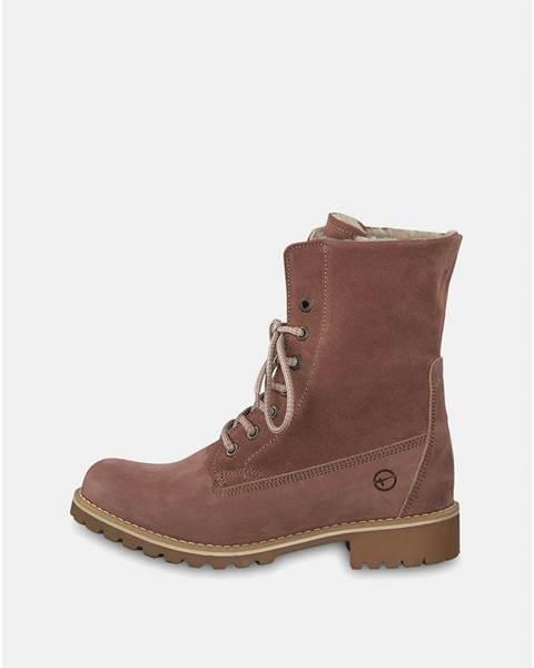 ZĽAVA 51% na Staroružové semišové členkové nepremokavé zimné topánky ... 0c37a452a4d