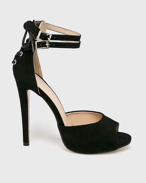 ZĽAVA 29% na Truffle Collection - Sandále dc014a284c