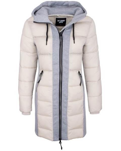 Dámska zimná prešívaná bunda