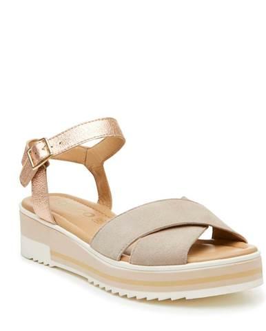 Dámske sandále 3191922 DPY 31919 GREY ff949500d7