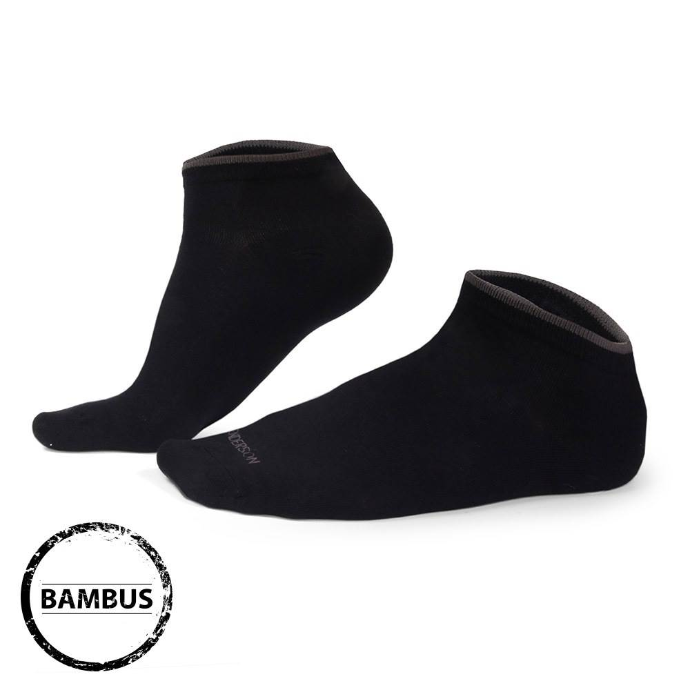 Bambusové ponožky Eloi nízk...