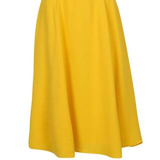 Žltá áčková sukňa  Arimi