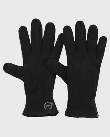 Rukavice Fleece Gloves Black Čierna de95df4537