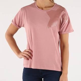 Tričko GAS Milva Rs Star Růžová