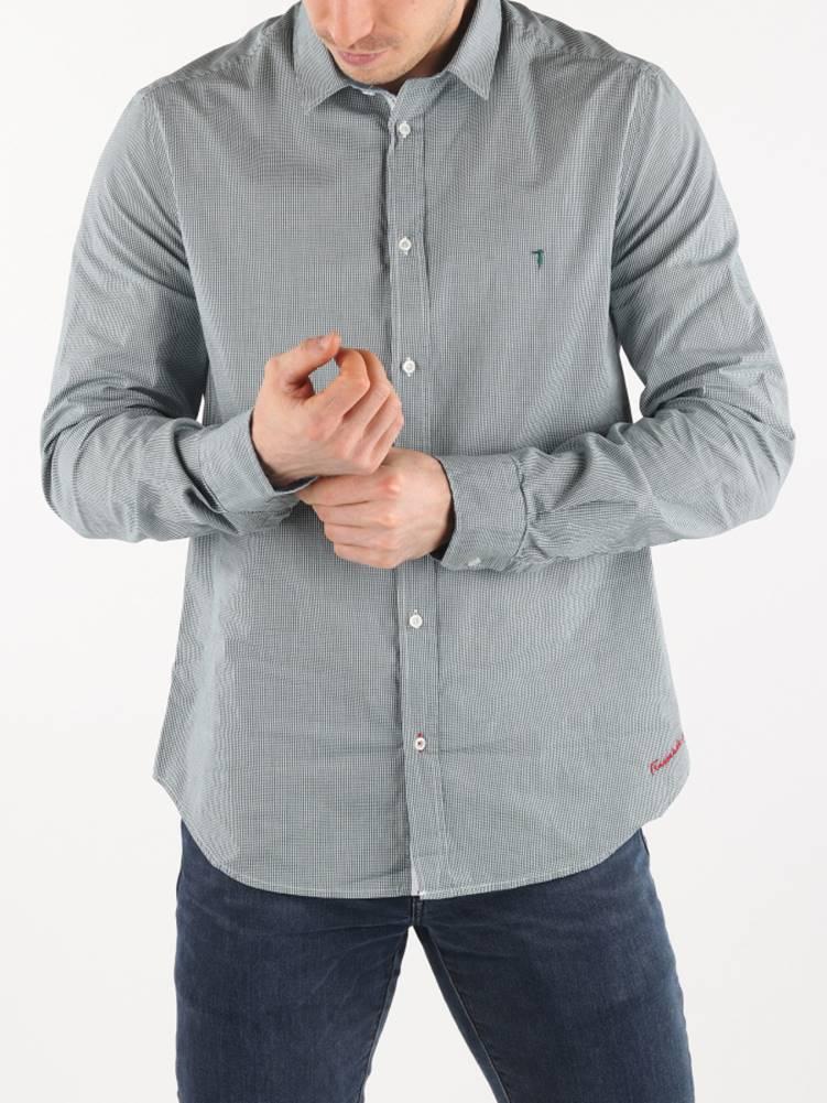 Košeľa Trussardi Shirt Slim...