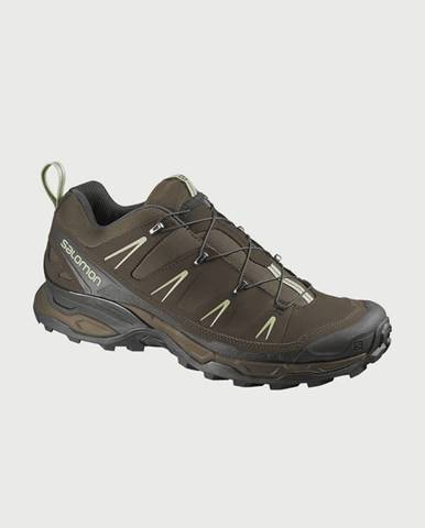 Topánky  X Ultra Ltr Hnedá