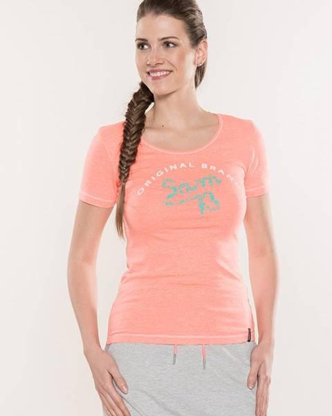 Tričko SAM 73 ITHIA 2 Oranžová