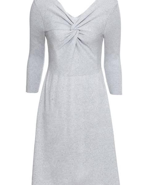 c4707aef1 Pletené šaty značky BODYFLIRT