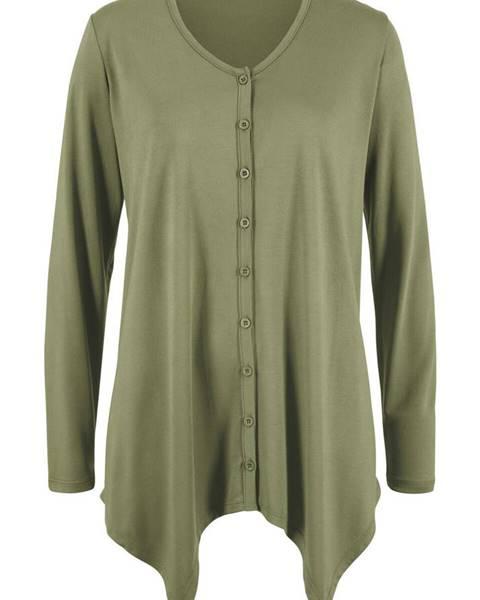 259913845685 Pletený sveter s cípmi značky BPC BONPRIX COLLECTION