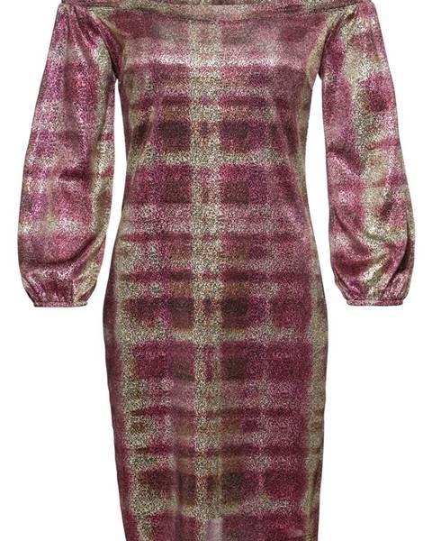 f95d93f19f33 Šaty s výstrihom Carmen značky BODYFLIRT BOUTIQUE