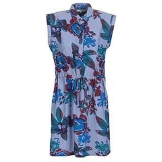 Krátke šaty  FLORAL DRESS