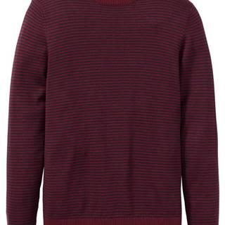 Pásikovaný pulóver