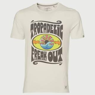 Tričko O´Neill Lm Oliver Hibert T-Shirt Biela