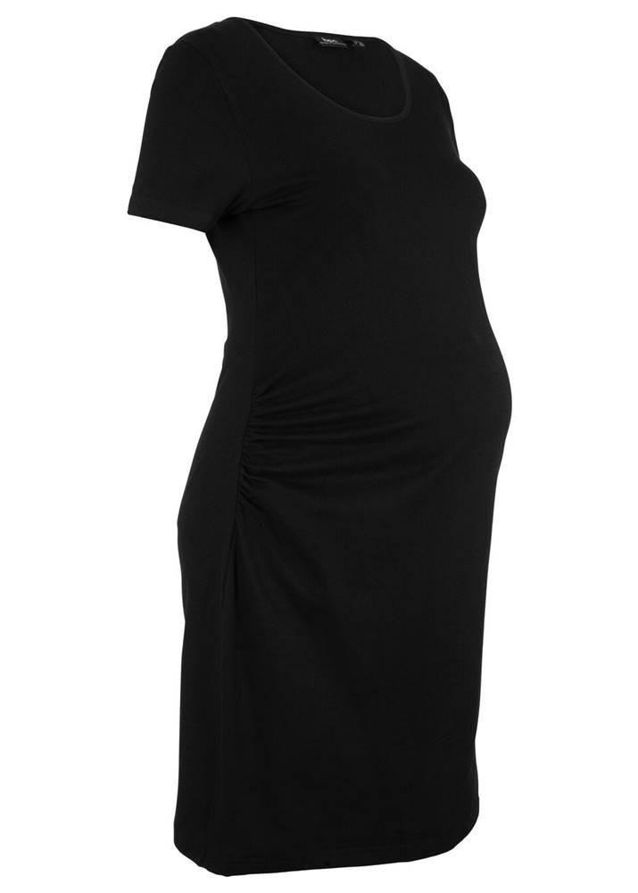ff79a551bc2d Materské úpletové šaty značky BPC BONPRIX COLLECTION