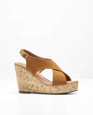 13b4cb0335112 Sandále SUBWAY značky SWEET LEMON