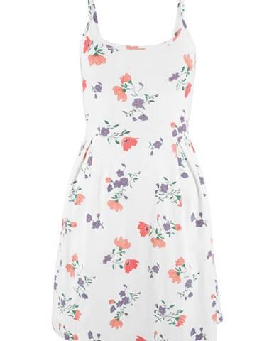 0a61809bb Úpletové šaty s kvetovanou potlačou značky BPC BONPRIX COLLECTION