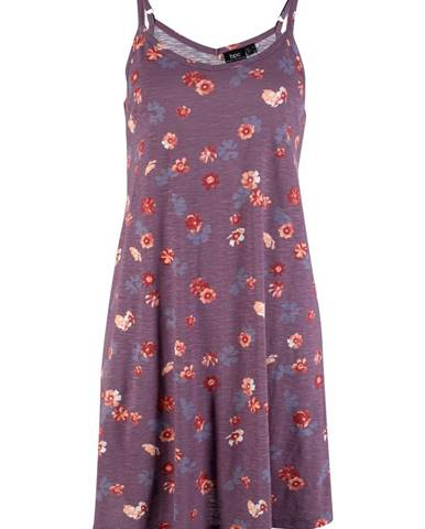 d5ee3e19e bpc bonprix collection. Do šatníka. Detail ponuky · Úpletové šaty s  kvetovanou potlačou