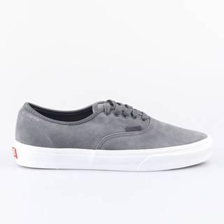 Topánky Vans Ua Authentic (Soft Suede) Šedá