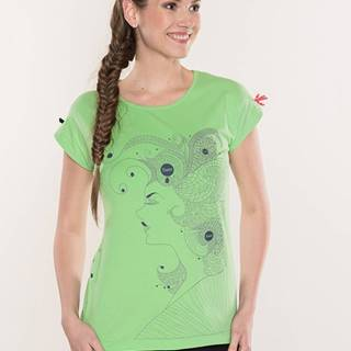 Tričko SAM 73 MINTA Zelená