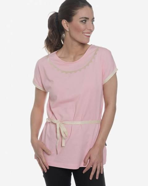 Tričko SAM 73 LTSN484 Růžová