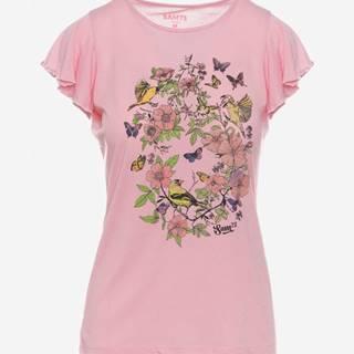 Tričko SAM 73 LTSN475 Růžová