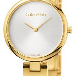 Calvin Klein Authentic Hodinky Zlatá
