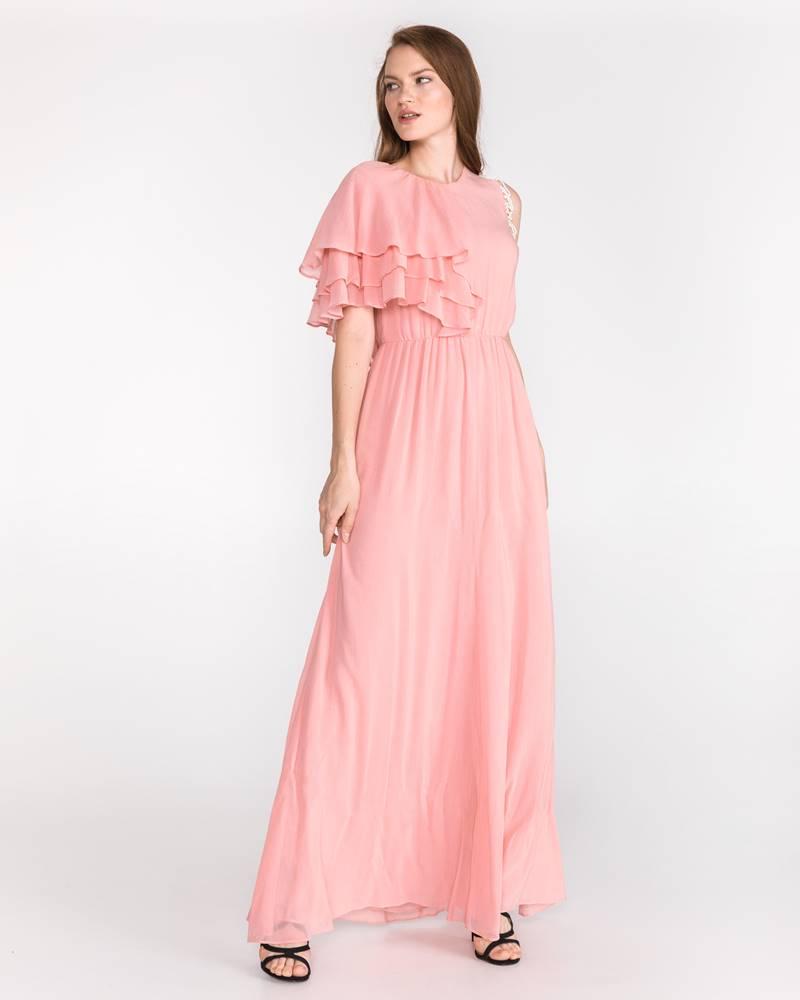 Pinko Soia Šaty Béžová