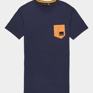 Tričko O´Neill Lm Shape Pocket T-Shirt Modrá