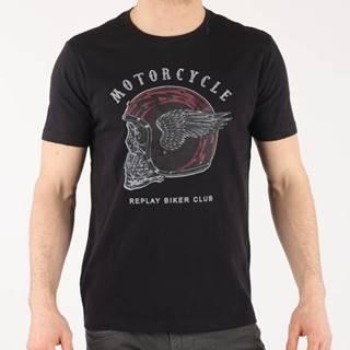 Tričko  M3617 T-Shirt Čierna