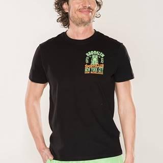 Tričko SAM 73 MT738 Čierna
