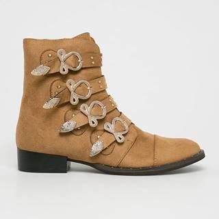 Corina - Členkové topánky