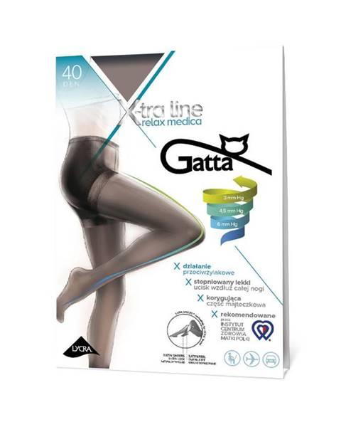Gatta - Pančuchové nohavice X-tra Line Relax Medica 40 DEN