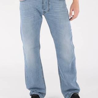 Džínsy Diesel Larkee L.32 Pantaloni Modrá