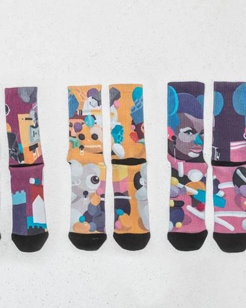 Moon Socks x Marek Mraz Deluxe Pack Socks