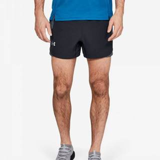 Kraťasy Under Armour Qualifier Speedpocket 5'' Short-Blk Modrá