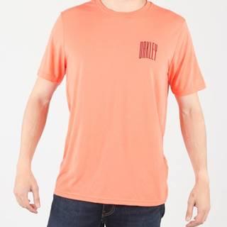 Tričko Oakley Stretch Tee Oranžová