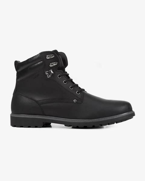 Topánky Geox U Norwolk Čierna